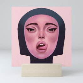 Lick Mini Art Print