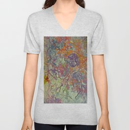 Natures Art 3 Unisex V-Neck