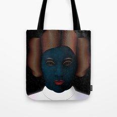 Princess Leia Art - Tribute to Carrie Fisher Tote Bag
