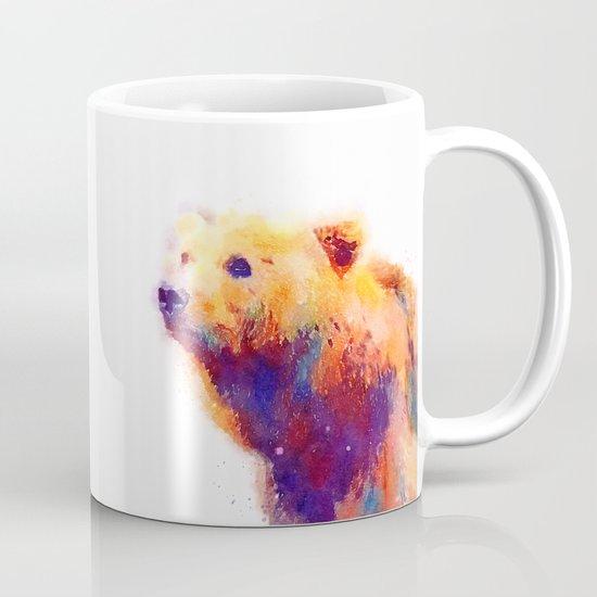 The Protective - Bear Mug