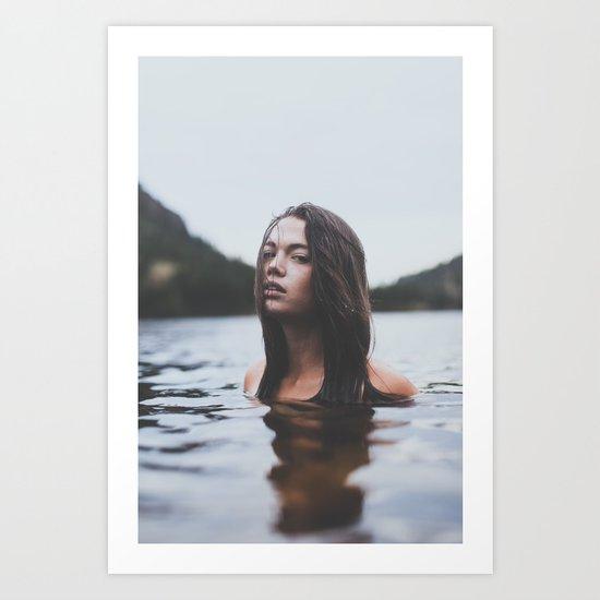 Danika Art Print