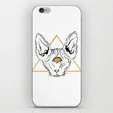 Spirit animal iPhone & iPod Skin