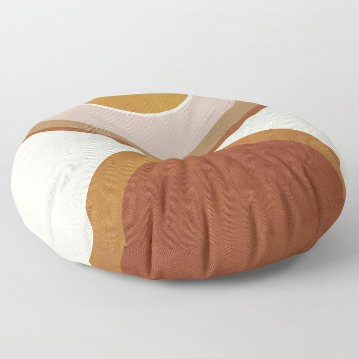 Modern Geometry Floor Pillow