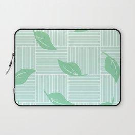 Floating Leaves Laptop Sleeve