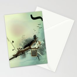 roma parco Stationery Cards
