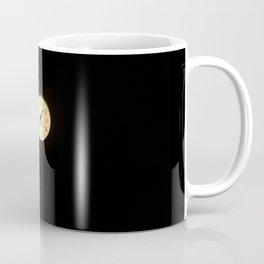 The Clock at Night Coffee Mug