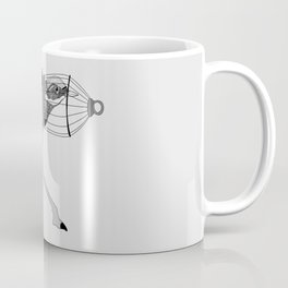 Cowardice Coffee Mug