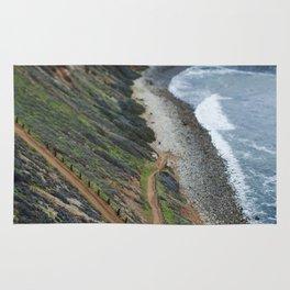 Pathway to the Ocean Rug