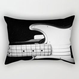 Bass Guitar - II Rectangular Pillow