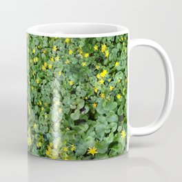 Clover Field Coffee Mug