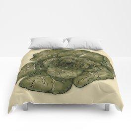 Collard Greens Comforters