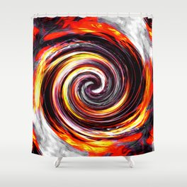 iDeal - Eye of the Storm 01 Shower Curtain