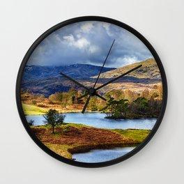Tarn Hows Wall Clock