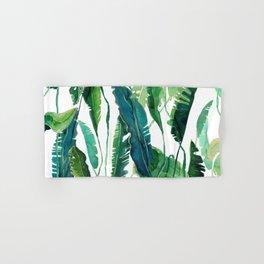 tropical compilation Hand & Bath Towel