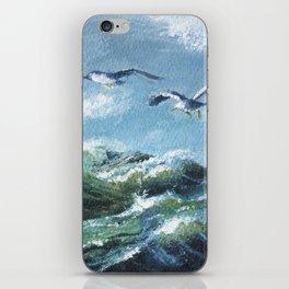 Océan iPhone Skin
