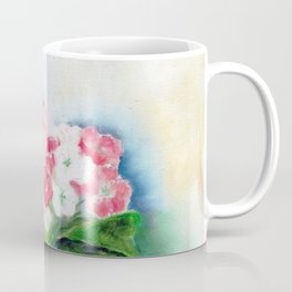 Vaso com flores V (Vase with flowers V) Coffee Mug