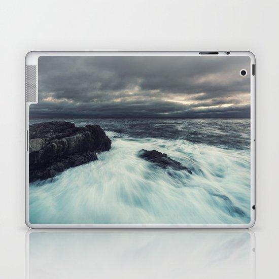 Washed Point Laptop & iPad Skin