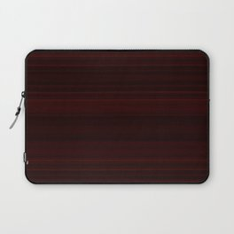 Mahogany Wood Texture Laptop Sleeve