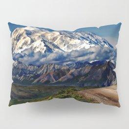 Denali National Park Pillow Sham