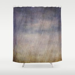 Grunge texture 6 Shower Curtain