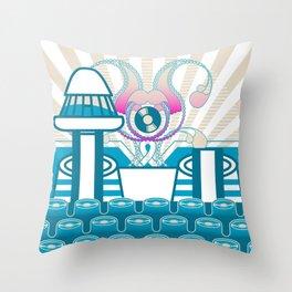 kosmos 60 Throw Pillow