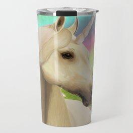 Magical Forest Unicorn Travel Mug