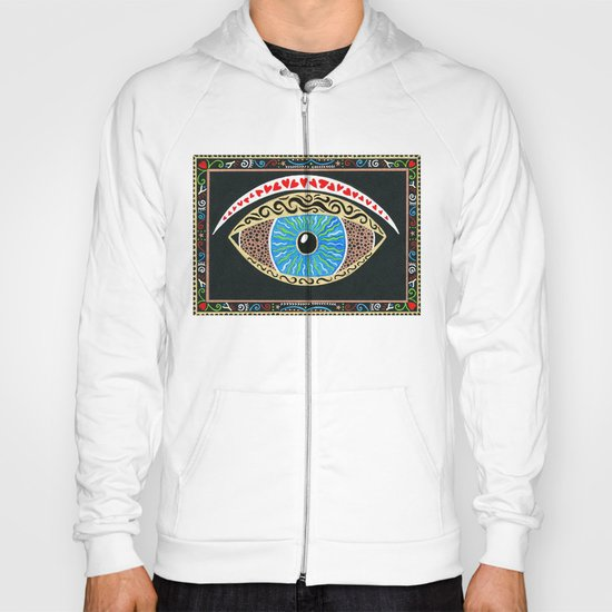 The eye sees all Hoody