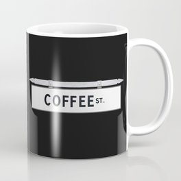 Coffee St. Coffee Mug
