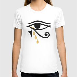 ALL SEEING CRY - Eye of Horus T-shirt