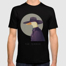 Justice Ducks - The Terror T-shirt