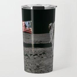 Man on the Moon Apollo 11 Travel Mug
