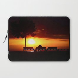 Don't Ever Let The Sun Go Laptop Sleeve