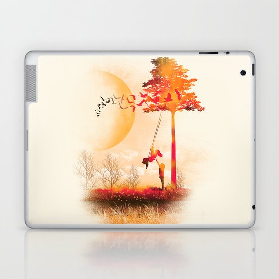 A Moment Like Forever Laptop & iPad Skin