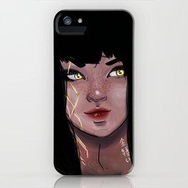 Kintsukuroi - Begin iPhone Case