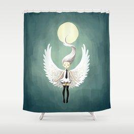 Angel 2 Shower Curtain