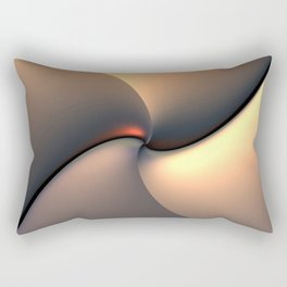 Your Ying, My Yang Rectangular Pillow
