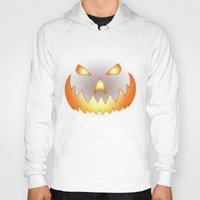 halloween Hoodies featuring Halloween by Nicklas Gustafsson