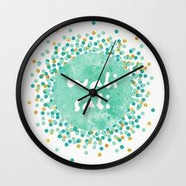 Wabi Sabi Wall Clock