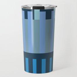 All is Blue Travel Mug