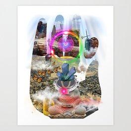 Sadahtay_QFO Art Print