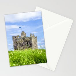 Portencross in Springtime Stationery Cards
