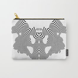 Stain of Rorschach Carry-All Pouch