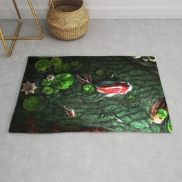 Dawn of Thoughts Rug