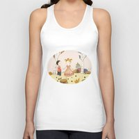 easter Tank Tops featuring Easter by Judith Loske