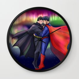 SuperBat - Dance Wall Clock