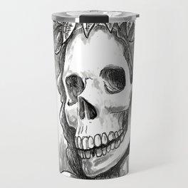The Skeleton King  Travel Mug