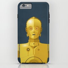 Never Tell Me The Odds (C3P0) Tough Case iPhone 6 Plus