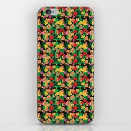 Latino Garden iPhone Skin