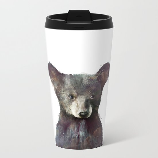 Little Bear Metal Travel Mug