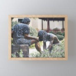 The Servant Framed Mini Art Print